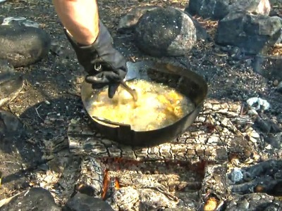 How to Cook up a Fried Fish Shore Lunch