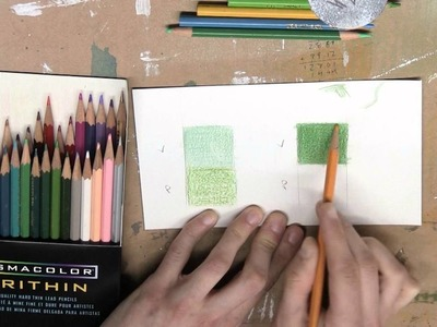 How to Layer with Colored Pencils