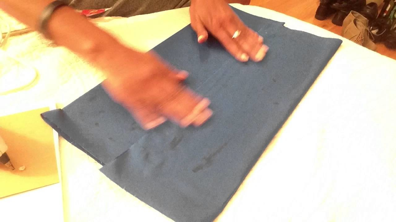 How to make a push pin board