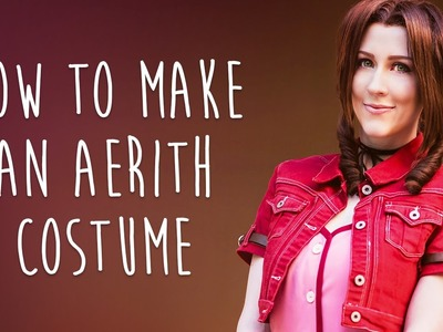 How to Make an Aerith Costume (Final Fantasy VII) - Atelier Heidi