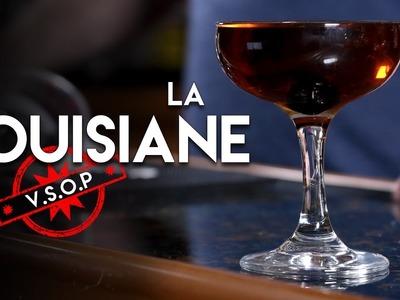 How To Make la Louisiane Cocktail