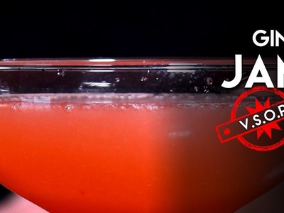 How To Make The Gin & Jam Cocktail