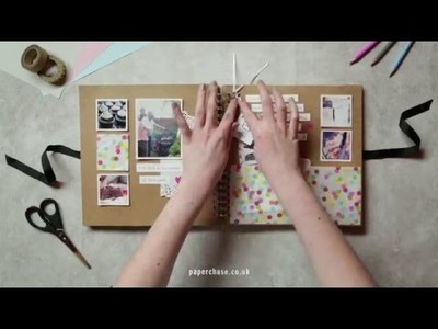 How to Scrapbook
