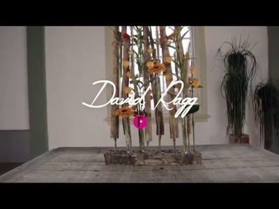 Tall Wood Design | Flower Factor How to Make | David Ragg