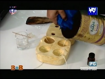 UNTV Life: How to make scented candles for business