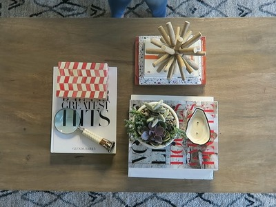 How to Beautify Your Coffee Table