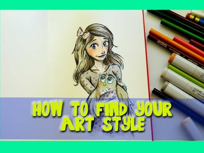 How to Find Your Own ART STYLE - @dramaticparrot