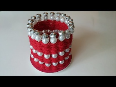 How to make a jewelry box . How to keep your jewelry organized