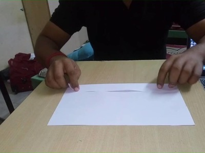 How to make a simple paper gun for kids 2016