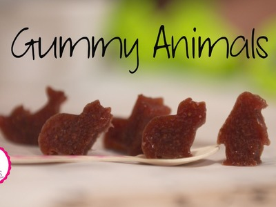 How to make Gummy Animals