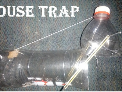 How To Make Mouse Trap At Home Easy Way