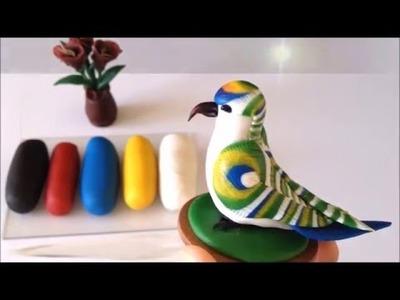 How to make play dough crafts with safe homemade play dough