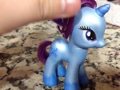 MLP: ¿cómo hacer un custom pony?.How to make a custom pony? ||Mlpslowmotion Dashie™