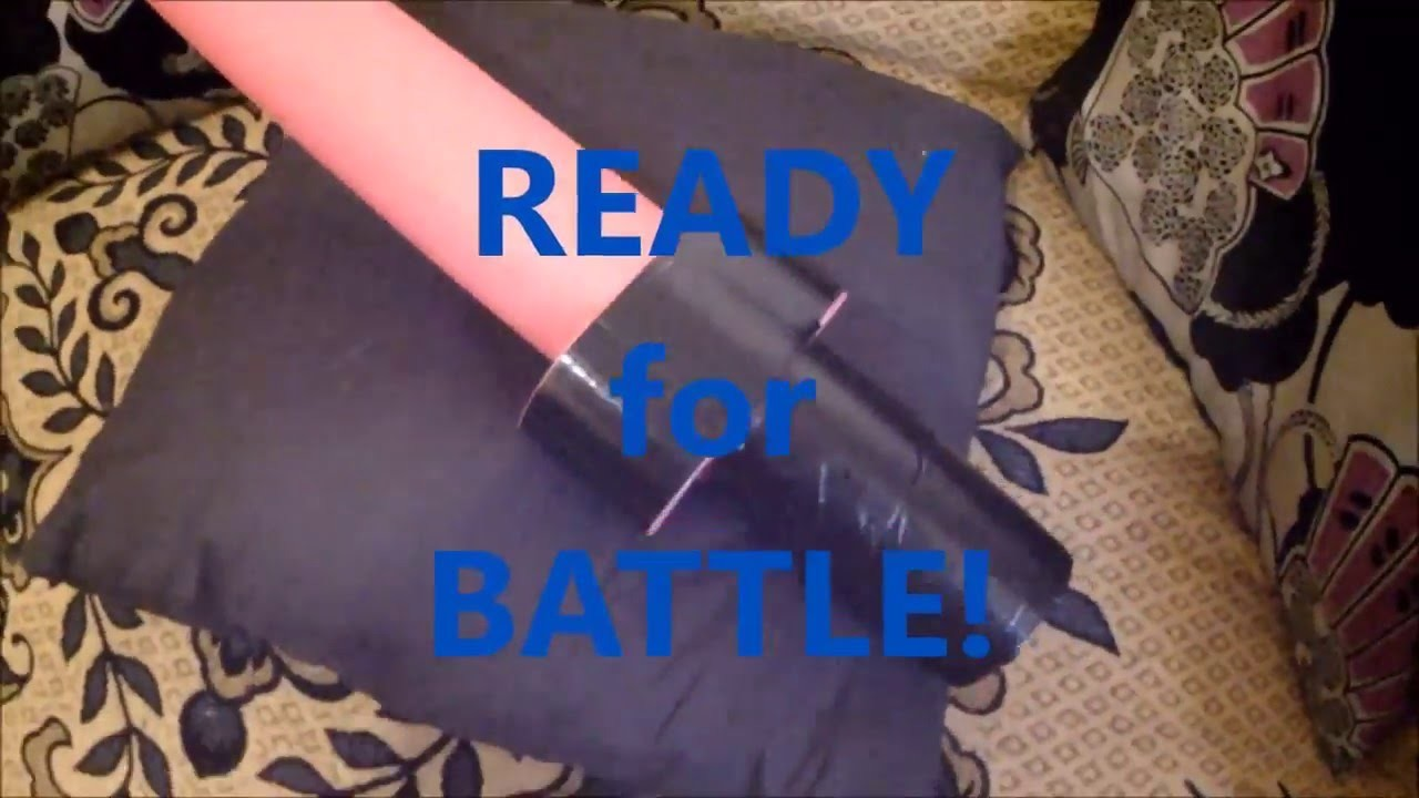 NOODLE How To: Making a Ninja Sword