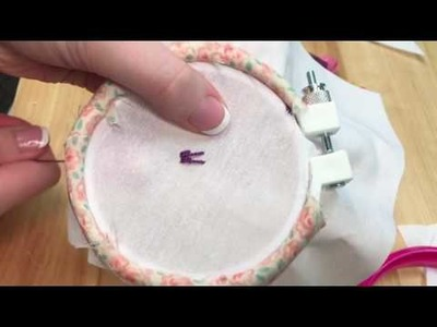 Zenbroidery: How to Long & Short Stitch