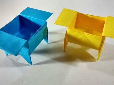 Como hacer una caja china de papell || Origami tradicional