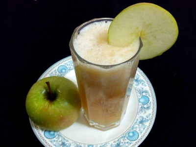 Green Apple Juice | Apple Juice | Health Benefits of Green Apples | how to make Green Apple Juice