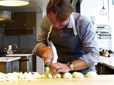 How Many Onions Can Mario Batali Chop in 15 Seconds?