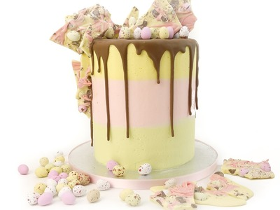 How To Decorate A Spectacular Chocolate Drip Cake