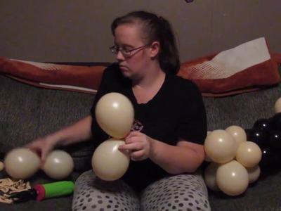 How to Make a Balloon Baseball Bat