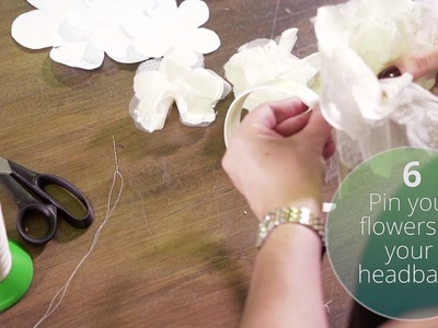 How to make a fascinator in under 1 minute