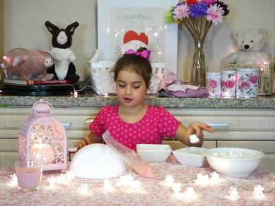How to make ballerina marshmallows