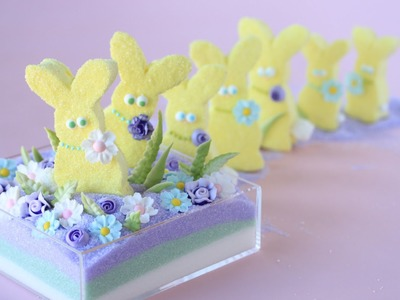 How to Make Marshmallow Bunnies (and Peeps)