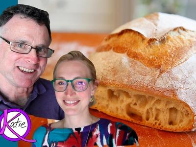 How to Make Sourdough Bread: Video of Chad Robertson's Tartine Sourdough