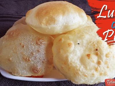Luchi. Puri Sabzi Bengali Recipe | How to make Puri. Luchi Recipe Bengali Style?