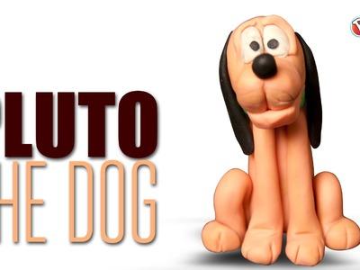 Play Doh Pluto Dog | Pluto The Dog | How to Make Pluto The Dog