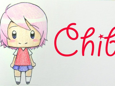 How to Draw a Chibi From Start to Finish