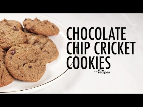 How to Make Chocolate Chip Cricket Cookies | MyRecipes