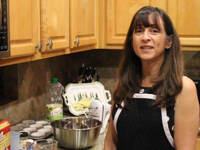 How to Make Churro Cupcakes