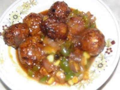 How To Make Veg Manchurian Cabbage Manchurian Recipe Indian Style Video In Hindi