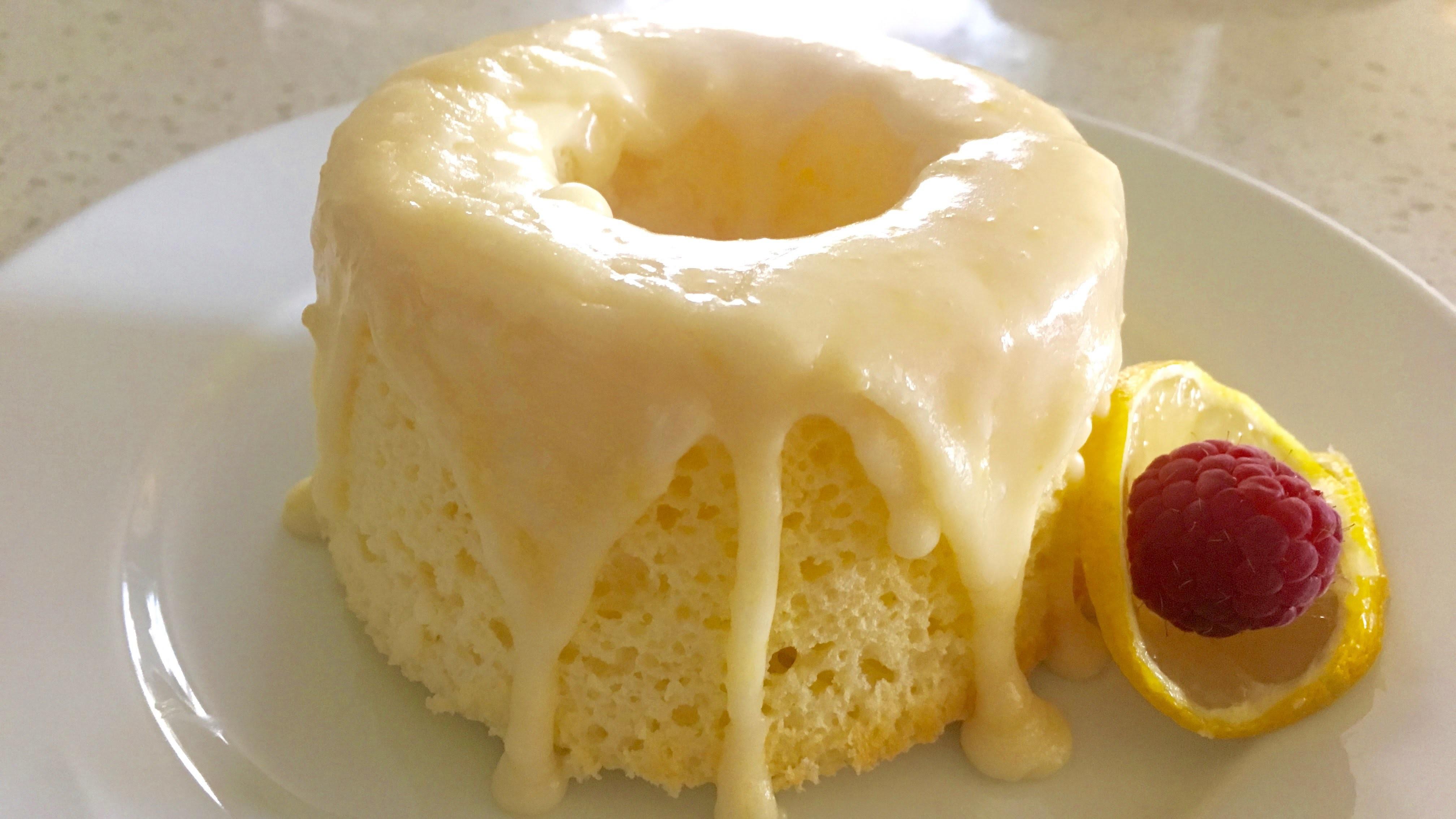 Lemon Chiffon Cake   How to make Chiffon Cake   TASTY TREATS