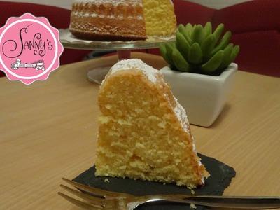 Topfengugelhupf.curd cheese bundt cake. how to make by Sanny´s e-Sport Torten