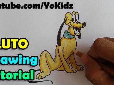 How to draw Pluto