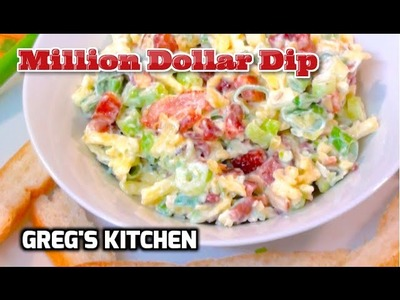 HOW TO MAKE MILLION DOLLAR DIP - Greg's Kitchen