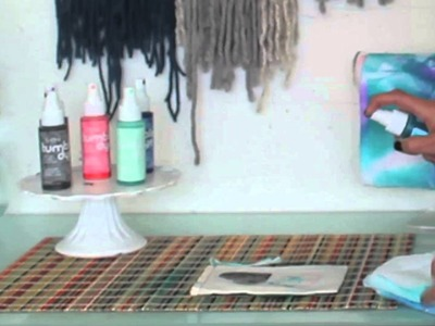 How to use Tumble Dye