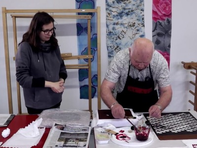 Introduction to Ise-katagami - Japanese Paper Stencil Workshop