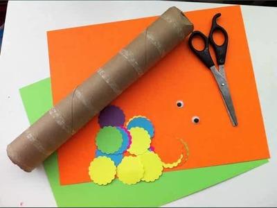 Paper Towel Butterflies | Craft Ideas & Collection