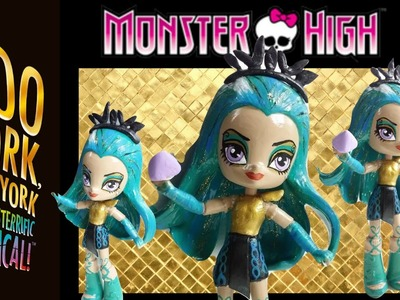 Custom Monster High Nefera De Nile Doll MLP Twilight Sparkle Mini DIY Tutorial | Start With Toys