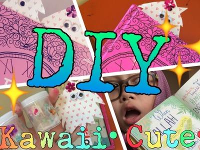 •Cute•kawaii• DIY | Qaniya Tsabita