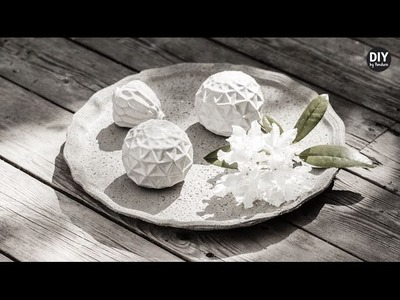 DIY by Panduro: Casting concrete - outdoor ornaments