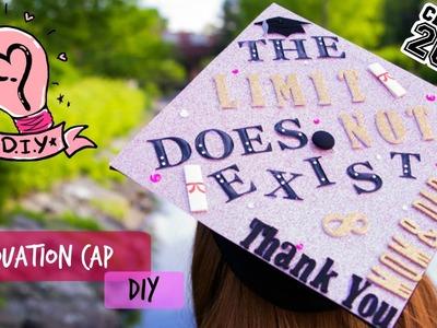 DIY | Easy Graduation Cap Tutorial | TaysDays