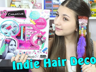 DIY INDIE HAIR DECO #CREATIVETEAM - Nice Group ✿Lady Giorgia✿