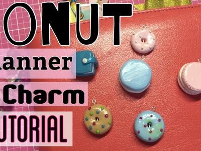 DIY Planner Charm. Donut Clay Charm  I'm A Cool Mom
