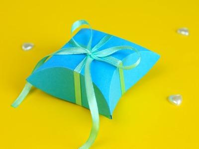 DIY Tiffany Style Gift Box