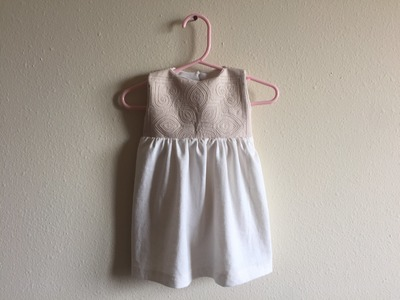 Hmong item of the day: DIY Hmong Inspired baby toddler dress