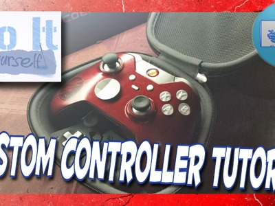 How to Spray Paint Your Xbox One Elite Controller!(A DIY Tutorial by Drumblanket)